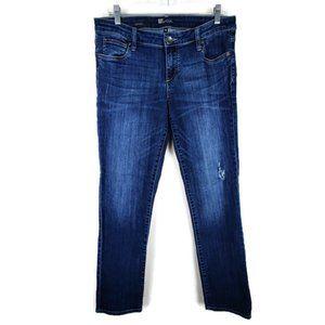 KUT from the Kloth Boyfriend Jeans. Size: 10